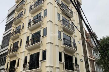 Bán biệt thự 7 tầng tại Nguyễn Cơ Thạch, 2 mặt đường ô tô tránh, vỉa hè 5m, kinh doanh sầm uất
