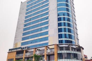 Cho thuê văn phòng mặt đường Hoàng Đạo Thúy diện tích 110m2-250m2-460m2, giá thuê 220 nghìn/m2/th