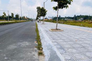Bán đất nền thổ cư ngay TP Vĩnh Long, 850 tr, sổ đỏ, xây tự do, CSHT hoàn thiện, LH: 0965661364