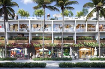 Nhà phố biển 2 mặt tiền Thanh Long Bay sở, thanh toán 48 tháng, đợt đầu 10%. Ngân hàng cho vay 70%