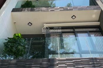 Bán nhà 4 tầng MT Huỳnh Ngọc Huệ, 100m2 ngang 8m