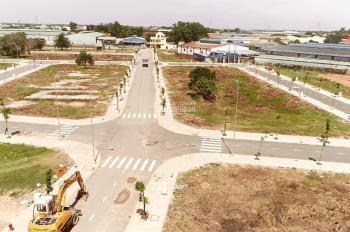 Chỉ với 650 triệu bạn có ngay nền đất TC thành phố Thuận An, Bình Dương, có sổ riêng, LH 0914439632