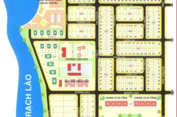 Cần bán đất nền KDC Hải Yến - Bình Chánh, gần Quốc Lộ 50, thuộc KĐT Nam SG, chỉ 17tr/m2