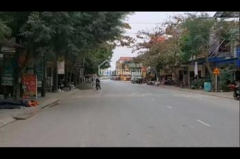 Tôi cần bán đất  2 mặt tiền nằm ở trung tâm thị trấn Đông Bình, Nghĩa Hưng, Nam Định