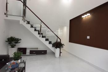 Nhà phố 1 trệt 1 lầu, hẻm 43K, đường 160, Tăng Nhơn Phú A, Q9, 60m2, 3,65 tỷ