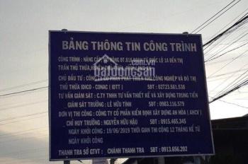 Cần bán đất dự án trung tâm Thủ Thừa - Long An - lộ 818 - Tel: 0964112411