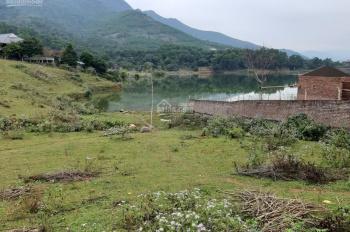 Cần chuyển nhượng lô đất mặt hồ view đẹp xã Tiến Xuân, diện tích 1100m2