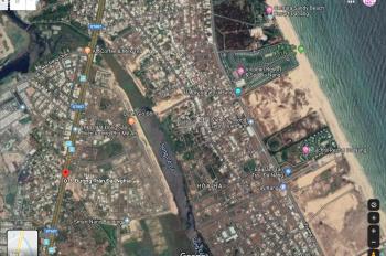 Bán đất mặt tiền Trần Đại Nghĩa, Đà Nẵng rộng 48m bán giá bằng đường 10,5m phía sau