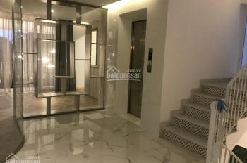 Cho thuê nhà trệt 2 lầu sân thượng 4PN (4,5x26m) Quốc Hương, P. Thảo Điền
