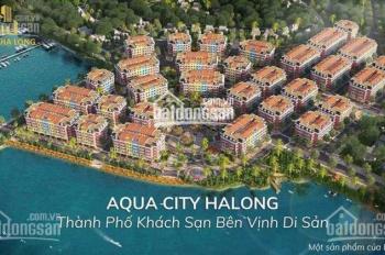 Shophouse Aqua City Hạ Long, giá đầu tư, sổ đỏ lâu dài, LH 0936207722