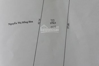Bán đất Hiệp An xây biệt thự 16,5x60m thổ cư 100% giá chỉ 6,5tr/m2. Đường nhựa 5m thông tứ hướng