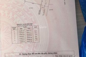 Cần bán gấp đất ở hẻm 85 Bình Thành, Quận Bình Tân