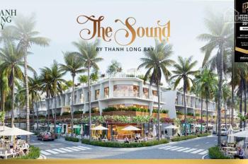 Mở bán nhà phố biển hai mặt tiền Thanh Long Bay - sở hữu lâu dài - hỗ trợ KD 12% trong 2 năm