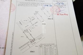 Bán nhà 1 trệt 2 lầu hẻm 139 đường 11, Trường Thọ, quận Thủ Đức, DT: 56m2