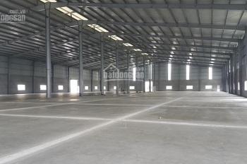 Chính chủ cho thuê kho xưởng khu vực Đông Anh và gần cầu Đông Trù, DT 1000m2, 2000m2 và 3000m2