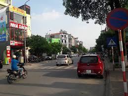 Bán nhà mặt phố Ngô Xuân Quảng, Trâu Quỳ, đối diện Vietcombank