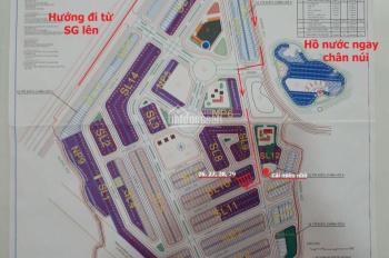 Cần bán gấp đất tại Châu Thới, P. Bình An, thị xã Dĩ An, Bình Dương, DT 7.5x20m. Giá 3.35 tỷ