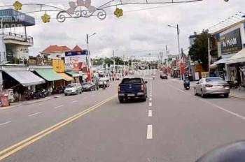 Đất thương mại kinh doanh sát Quốc Lộ 13 ngay khu Hành Chính Bàu Bàng - Bình Dương 550 triệu/nền