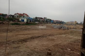 Đầu cơ lô DT 115m2, giá 1.8 tỷ, đối diện khu đất chuẩn bị đấu giá thuộc thị trấn Văn Giang