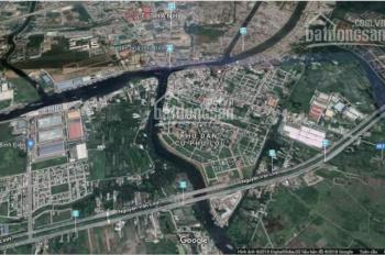 Bán đất 2 mặt tiền - xây dựng 1 trệt 3 lầu khu dân cư Phú Lợi tại P. 7, Q. 8, TP. HCM
