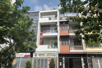 Cho thuê nhà mặt đường Nguyễn Hoàng diện tích 4x20m, 1 trệt 3 lầu, 4PN, giá 30 triệu
