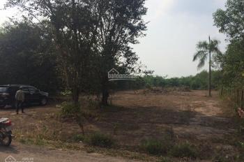 Cần bán miếng đất mặt tiền đường Bàu Lách, Xã Phạm Văn Cội sổ hồng riêng