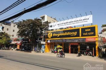 Bán đất mặt phố Trần Phú 148m, mặt tiền 7.5m, 33.5 tỷ. LH 0981902804