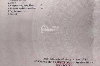 Cần bán đất đường Nguyễn Đình Chiểu, P. Phú Hài  286,9m2, full TC, 10 triệu/m