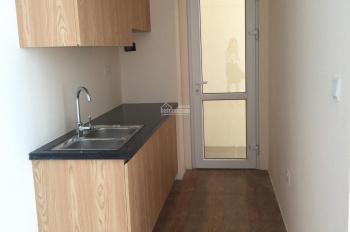Cho thuê căn góc 3PN tòa Gemek 2, đã có điều hòa, giường, tủ, bếp từ, tủ bếp, sàn gỗ giá 7tr/tháng