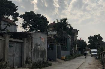 Bán 163m2 đất ở tại thôn yên quán xã Tân Phú, huyện Quốc Oai, HN