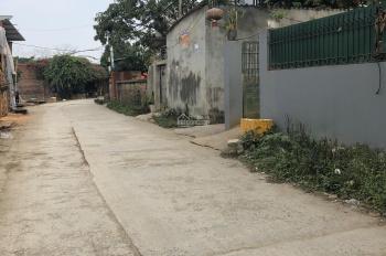Bán 163m2 đất ở tại thôn Yên Quán, Xã Yên Phú, huyện Quốc Oai, HN