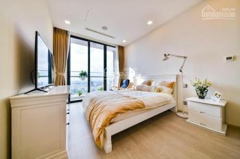 Cho thuê căn hộ 2PN Vinhomes Ba Son, nội thất đẹp, ban công thoáng, view Landmark 81, LH 0901692239