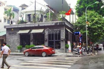 Nhà mặt phố Đội Cấn, 301m2 x 2 tầng, mặt tiền 10m, có sân để xe máy + ô tô LH: 097 347 6748.