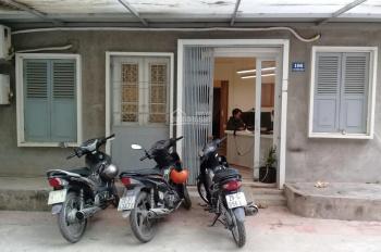 Cho thuê nhà làm văn phòng tầng 1 tập thể Thành Công, Ba Đình, Hà Nội