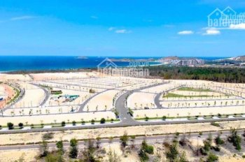 Đất nền liền kề ven biển Kỳ Co Gateway Nhơn Hội New City, Quy Nhơn 80m2 sổ đỏ 1.5 tỷ. LH 0966492276