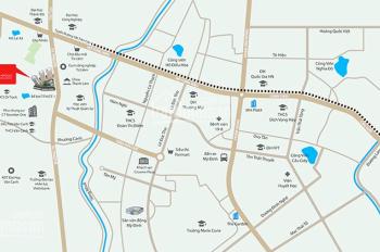 Bán căn hộ CT1A Hateco Xuân Phương 2PN, view bể bơi, tầng 20, full đồ bán 1,65 tỷ. LH 0918215486