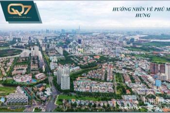 Ưu đãi đặc biệt cuối năm CH Q7 Boulevard giá 42 tr/m2 - CK 1% + 2 vé đi Singapore -HL: 0909.643.113