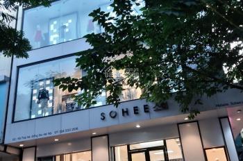 Cho thuê nhà 151 phố Trung Hòa, diện tích 131m2 x 6 tầng thang máy, MT: 6m, thông sàn, 90tr