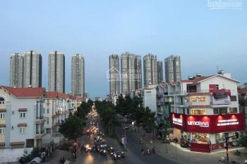 Shophouse chung cư Panorama ngay công viên ven sông đường Nguyễn Đức Cảnh. 140 m2, 45 tr/tháng