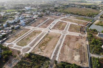 Bán đất nền dự án baria Residence mặt tiền Hùng Vương phường Long Tâm