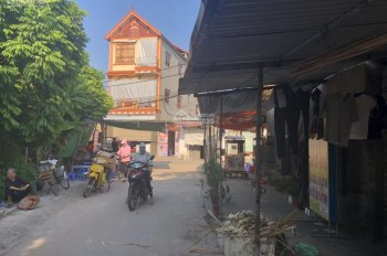 Bán nhà 3 tầng - thôn Vàng - Cổ Bi - Gia Lâm - Hà Nội - đường ô tô 7 chỗ vào nhà