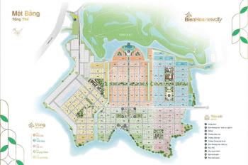 Đất nền sân golf Long Thành, gần sân bay quốc tế 3 mặt giáp sông, giá 1,3 tỷ/100m2, LH: 0908207092