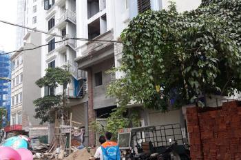Cho thuê nhà chính chủ ngay mặt phố Khương Đình, Kim Giang, DT 110m2, MT 5.6m