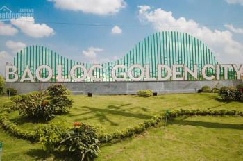 Cần bán gấp lô đất mặt tiền Nguyễn Thái Bình, lô công viên dự án Bảo Lộc Golden City LH: 0901531583