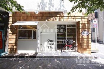 Sang nhượng quán cà phê mặt phố Vũ Phạm Hàm, 35m2, chỉ 12 triệu/tháng, gần 5 tòa văn phòng