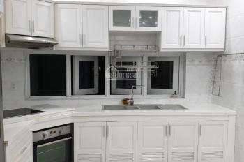 Cho thuê căn hộ khép kín, đủ đồ, vị trí trung tâm EverRich 3, Quận 7, an ninh 24/7