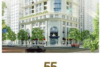 Bán căn 3PN ban công Đông Nam tầng cao chung cư 55 Lê Đại Hành HDI Tower 7.8 tỷ, CK 100tr, bank 70%