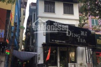 Cho thuê nhà mặt phố 130 Trần Duy Hưng, 90m2, có hầm xe, mặt tiền 7m, lô góc 2 MT - 0988844074