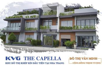 Nhà đẹp đón lộc đầu năm - KĐT KVG The Capella Garden tiện nghi, hiện đại bậc nhất Nha Trang