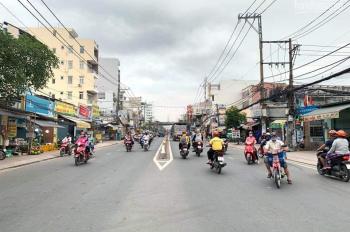 Nhà mặt tiền Huỳnh Tấn Phát, Tân Phú, Q7. 7,5m*34m, 1 lầu, 26 tỷ, nở hậu
